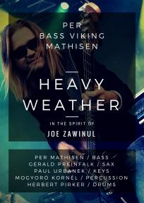 Heavy Weather - In the Spirit of Joe Zawinul