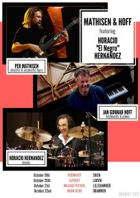 Mathisen - Hoff - Hernandez / Norway Tour 2017