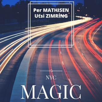 NYC MAGIC / CD Album Cover