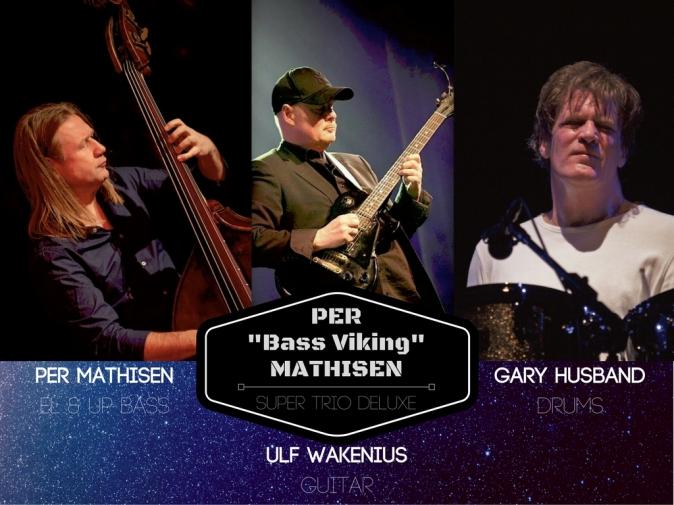 PER Bass Viking MATHISEN Super Trio Deluxe